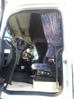 Cabine\'s ingericht door Truckmex!